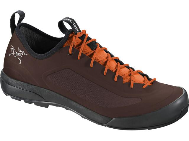 Arc'teryx W's Acrux SL Approach Shoes Auburn Arc/Andromedea